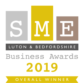 SME Luton Beds Business Award_Overall Winner_2019